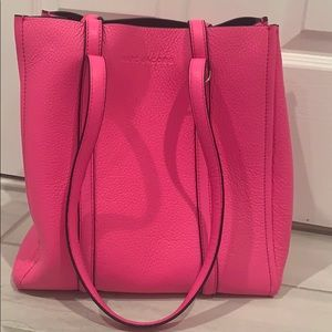 Hot Pink Marc Jacobs Tote!!